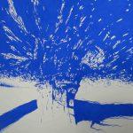 <b>Après Atget Parc de Saint-Cloud. Un</b>  |  pastel on paper  |  122 x 153 cm <font color=&quot;#CC0000&quot;>sold</font>
