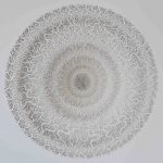 <b>Large Portal</b>  |  laser cut paper  |  81 x 79 x 12cm     <font color=&quot;#CC0000&quot;>sold</font>