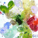 <b>The Liberation Of Form IV</b>  |  mixed media on canvas  |  122 x 122cm <font color=&quot;#CC0000&quot;>sold</font>