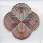 <b>Untitled 2</b>  |  mixed media  |  90 x 90cm