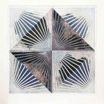 <b>Chatterbox 30</b>  |  woodblock monoprint on paper  |  86.5 x 89cm