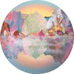<b>Solacium</b>  |  mixed media  |  120cm diameter <font color=&quot;#CC0000&quot;>sold</font>