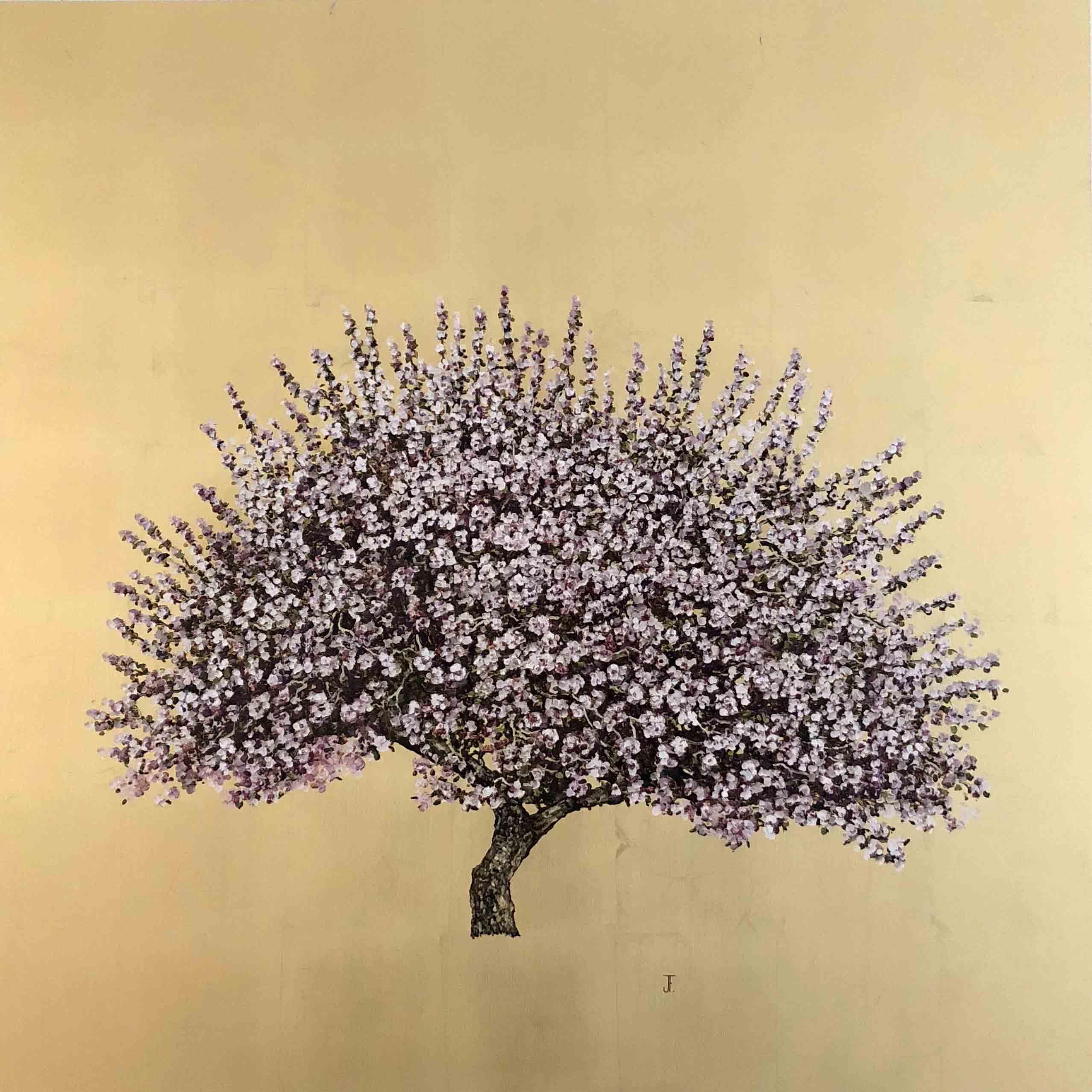 CG1588 Lavender Blossom, 100x100cm