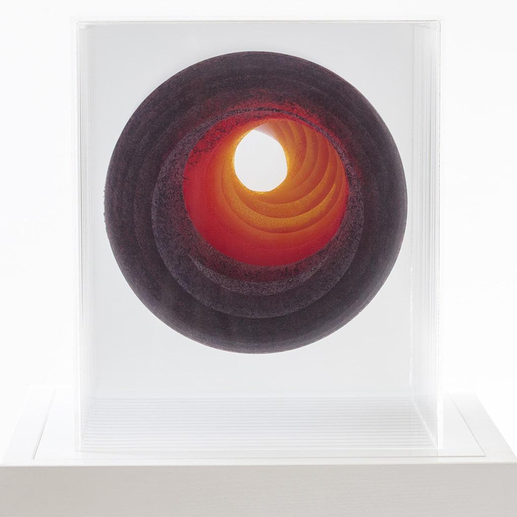 Magma, 35x32x34cm