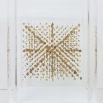 <b>Clock Work</b>  |  recycled watch parts, nylon  |  40 x 30 x 30cm  <br /> <a href=&quot;https://www.cube-gallery.co.uk/anna-masters-clock-work/&quot;><font color=&quot;#bcbcbc&quot;>Click here to view close ups</font></a>