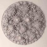 <b>Small Magic Circle 2</b>  |  laser cut paper  |  74 x 75cm     <br /> <a href=&quot;https://www.cube-gallery.co.uk/rogan-brown-small-magic-circle-2/&quot;><font color=&quot;#bcbcbc&quot;>Click here for close up images</font></a>