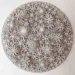 <b>Large Magic Circle</b>  |  laser cut paper  |  94 x 96cm      <br /> <a href=&quot;https://www.cube-gallery.co.uk/rogan-brown-large-magic-circle-1/&quot;><font color=&quot;#bcbcbc&quot;>Click here for close up images</font></a>